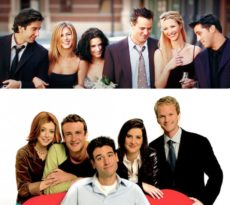 HIMYM vs FRIENDS